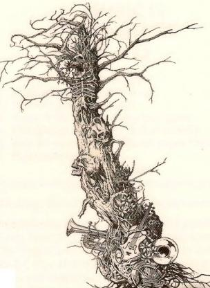 tattoo arbre